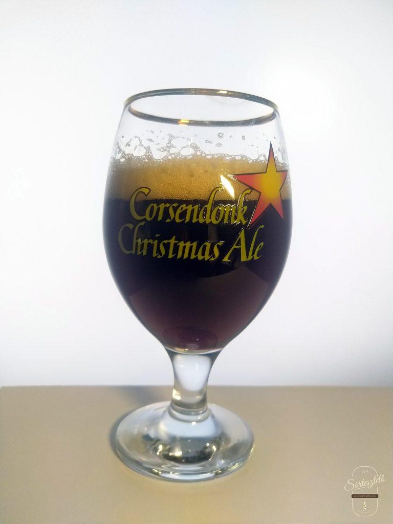 Télapó i... - Corsendonk Christmas Ale