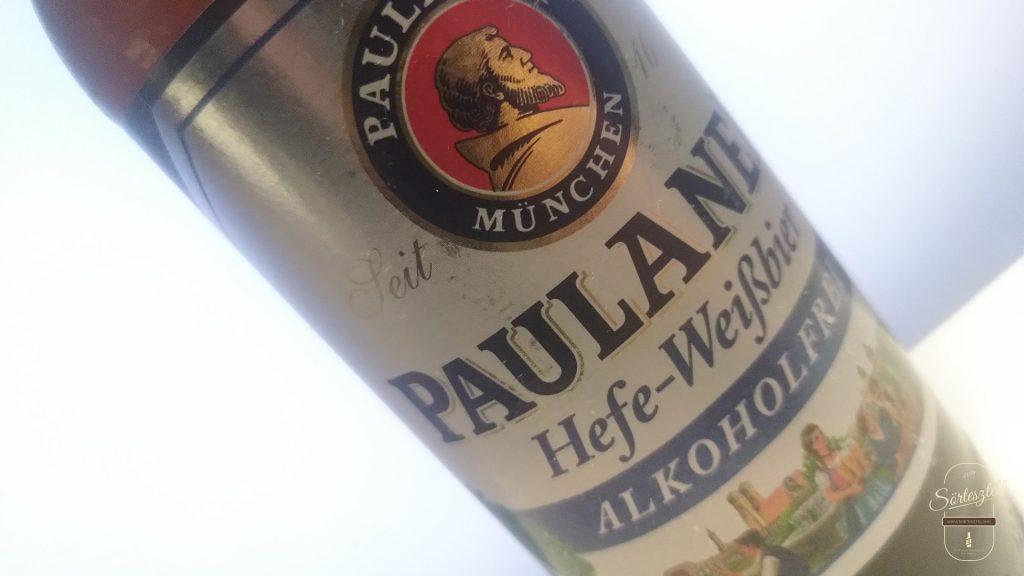 A minőség az minőség - Paulaner Hefe-Weißbier ALKOHOLFREI