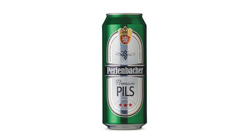 Minőség az alsóbb polcokról - Perlenbacher Premium Pils