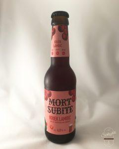 Mort Subite - A belga meggysör