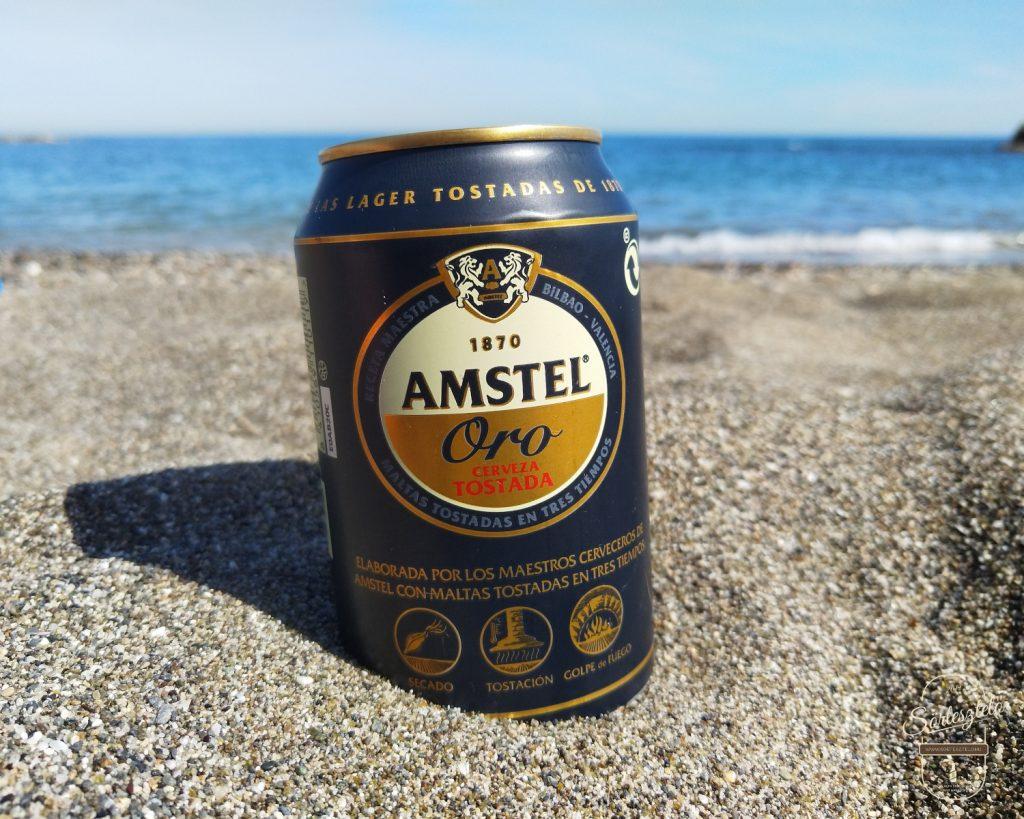 Amstel Oro Tostada - Egy régi ismerős új köntösben