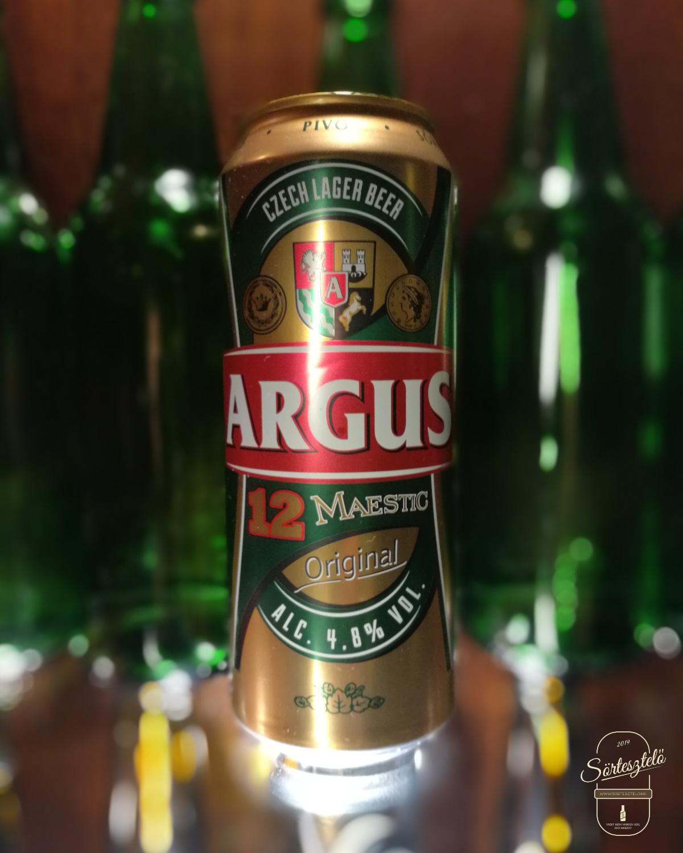 Argus Maestic - Lidl nagyüzemi saját márkás