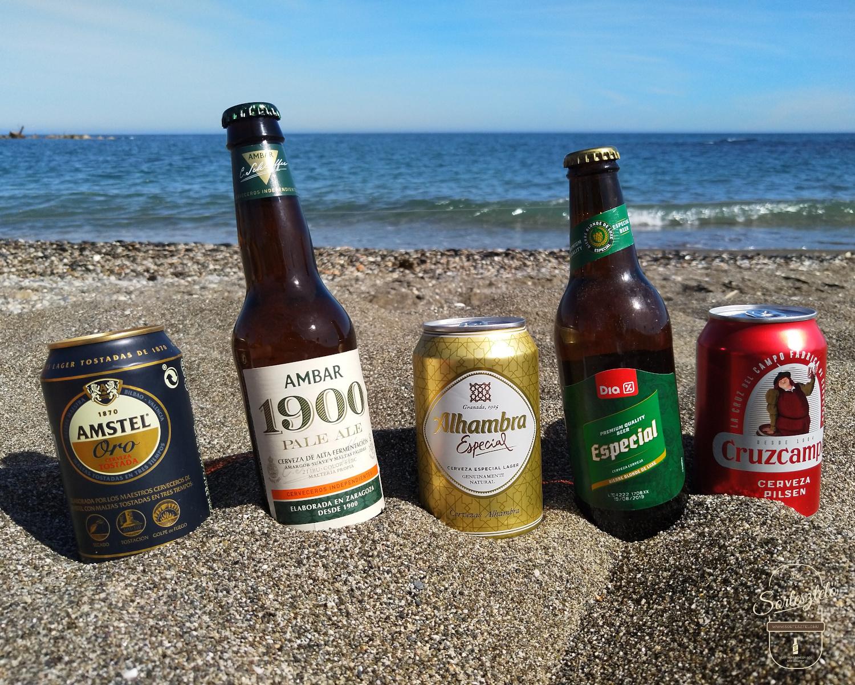 Elöljáróban a spanyol sörökről