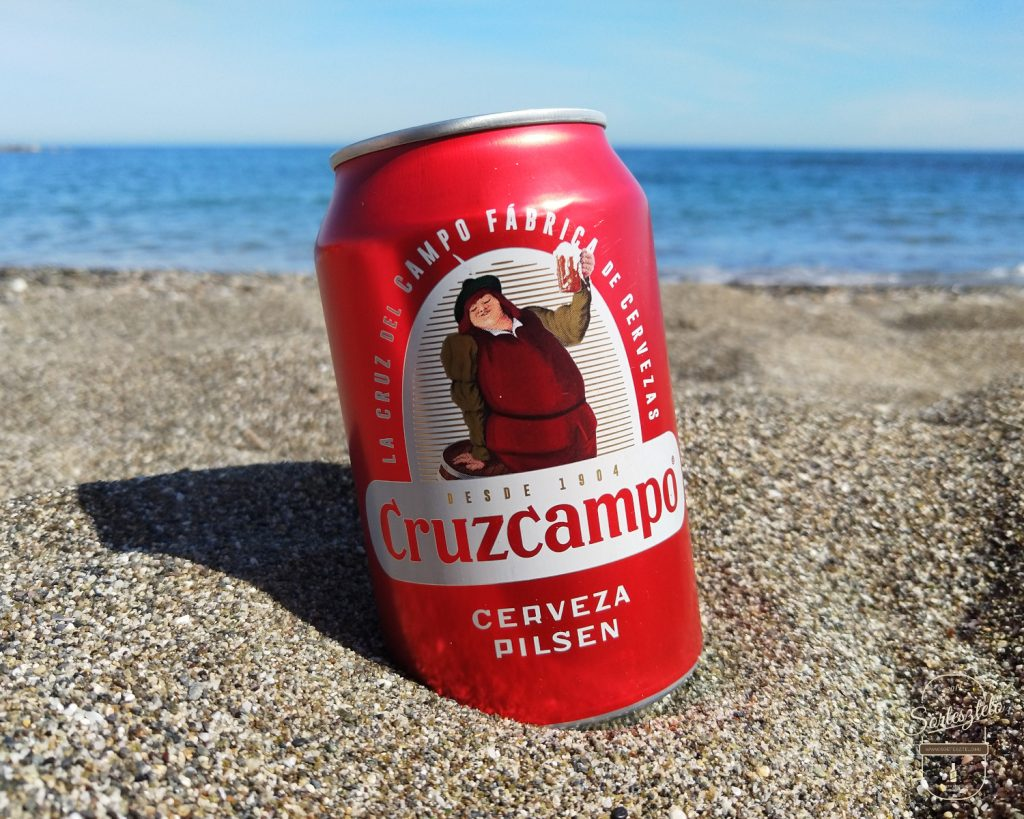 Cruzcampo Cerveza Pilsen