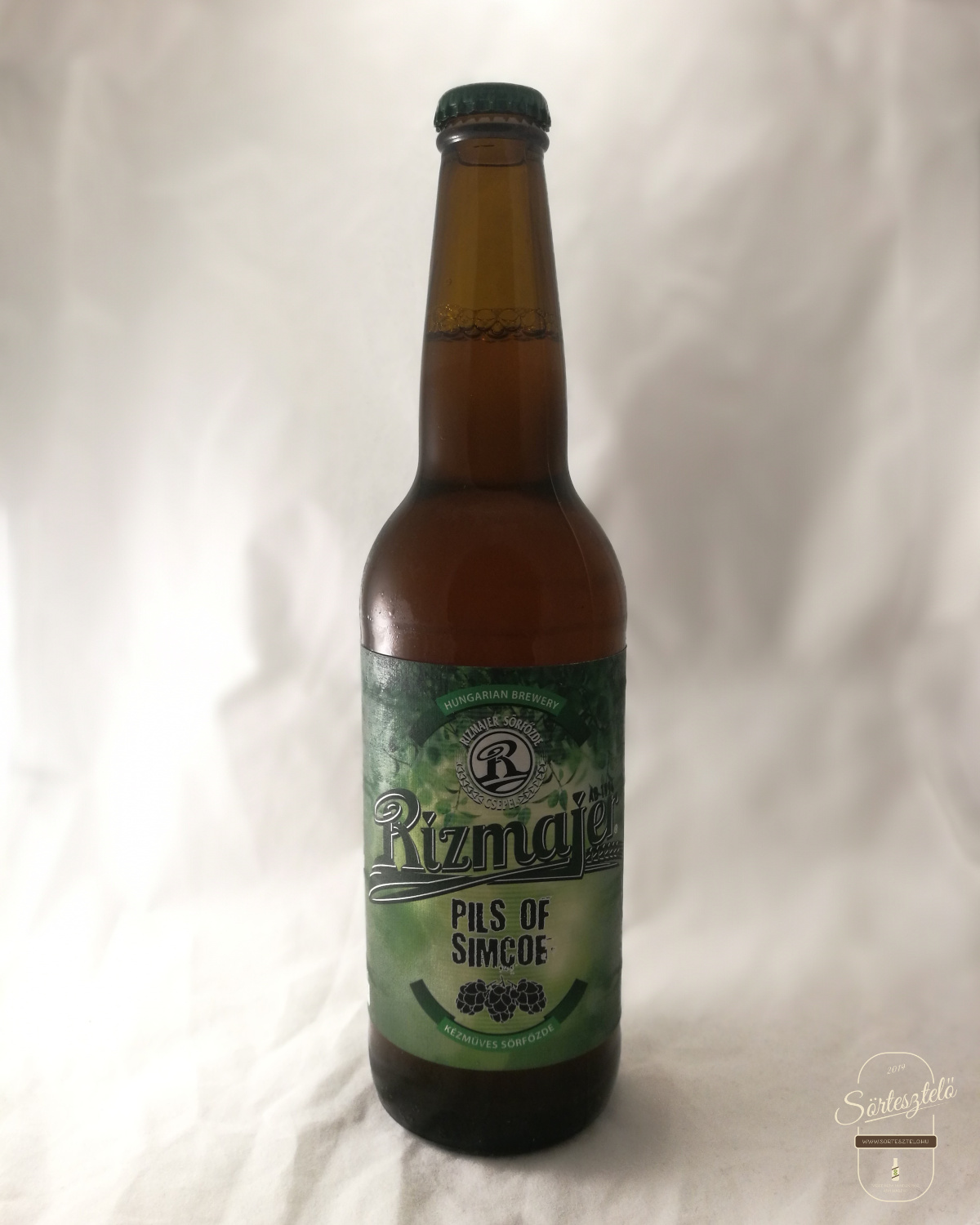 Rizmajer - Pils Of Simcoe