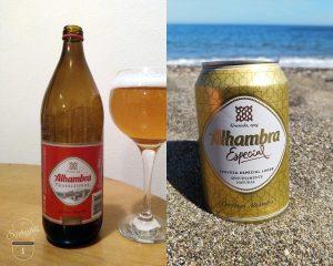 Alhambra Especial és Tradicional - Granada büszkeségei(?)