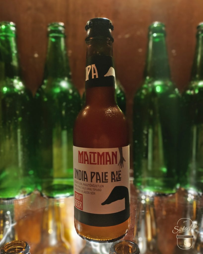 Maltman India Pale Ale