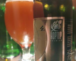 """HopTop Green Zone Amerikai IPA - egy igazi """"zöldsapkás"""""""