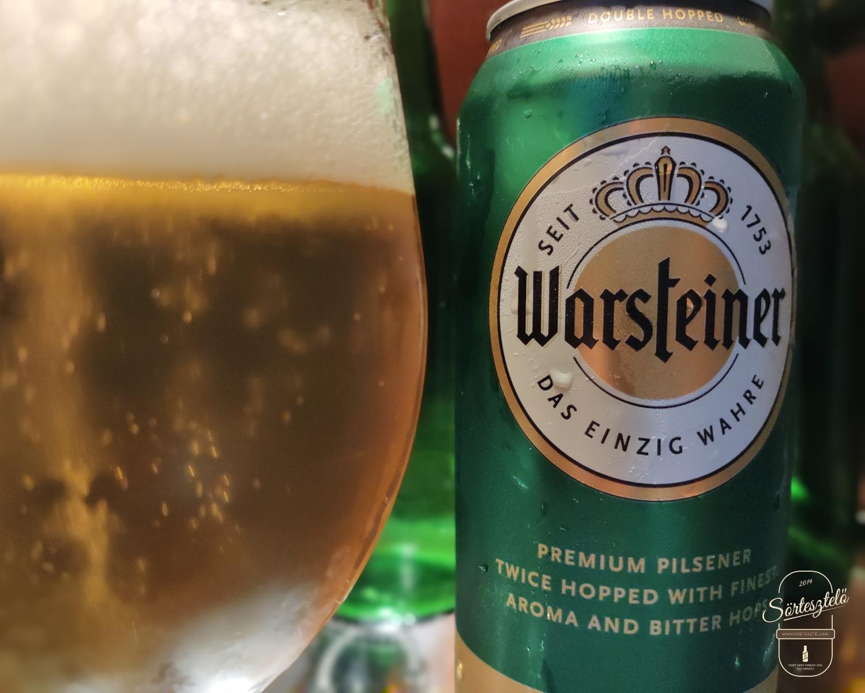 Warsteiner Double Hopped - van élet a Paulaner árnyékában