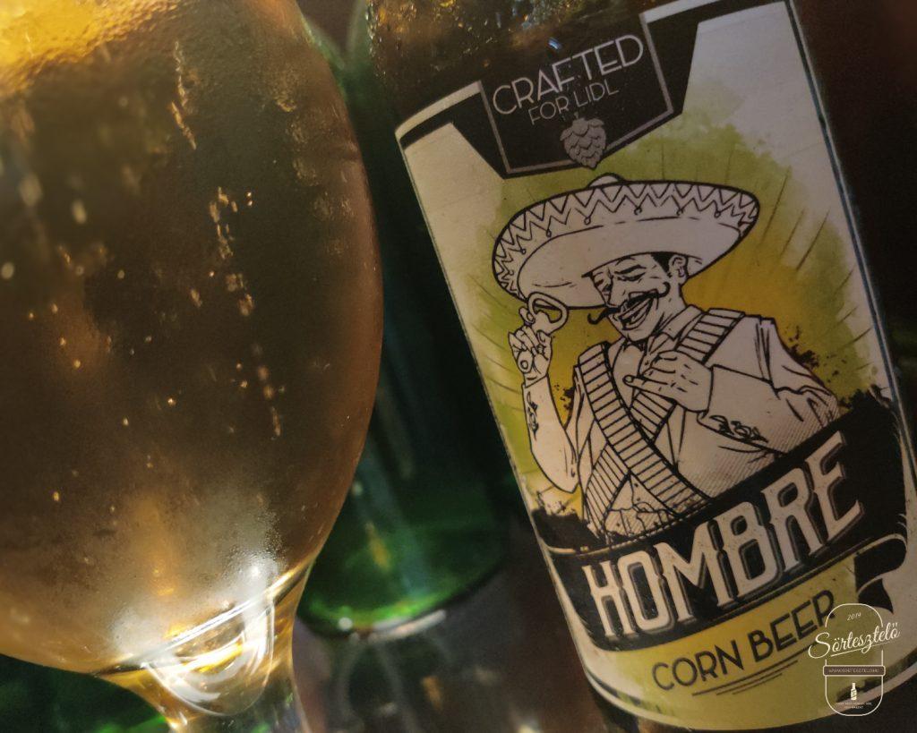 Hombre Corn Beer - Vamos Lidl!