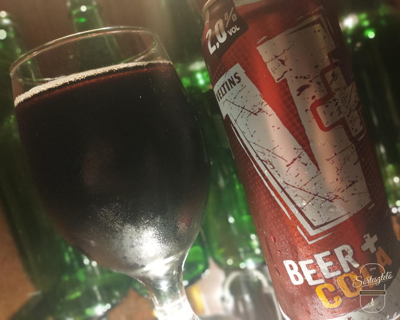 Veltins Beer + Cola - Dízel, ami nem kormol