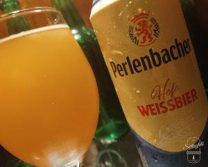 Perlenbacher Hefe Weissbier - a gazdaságos német búzasör
