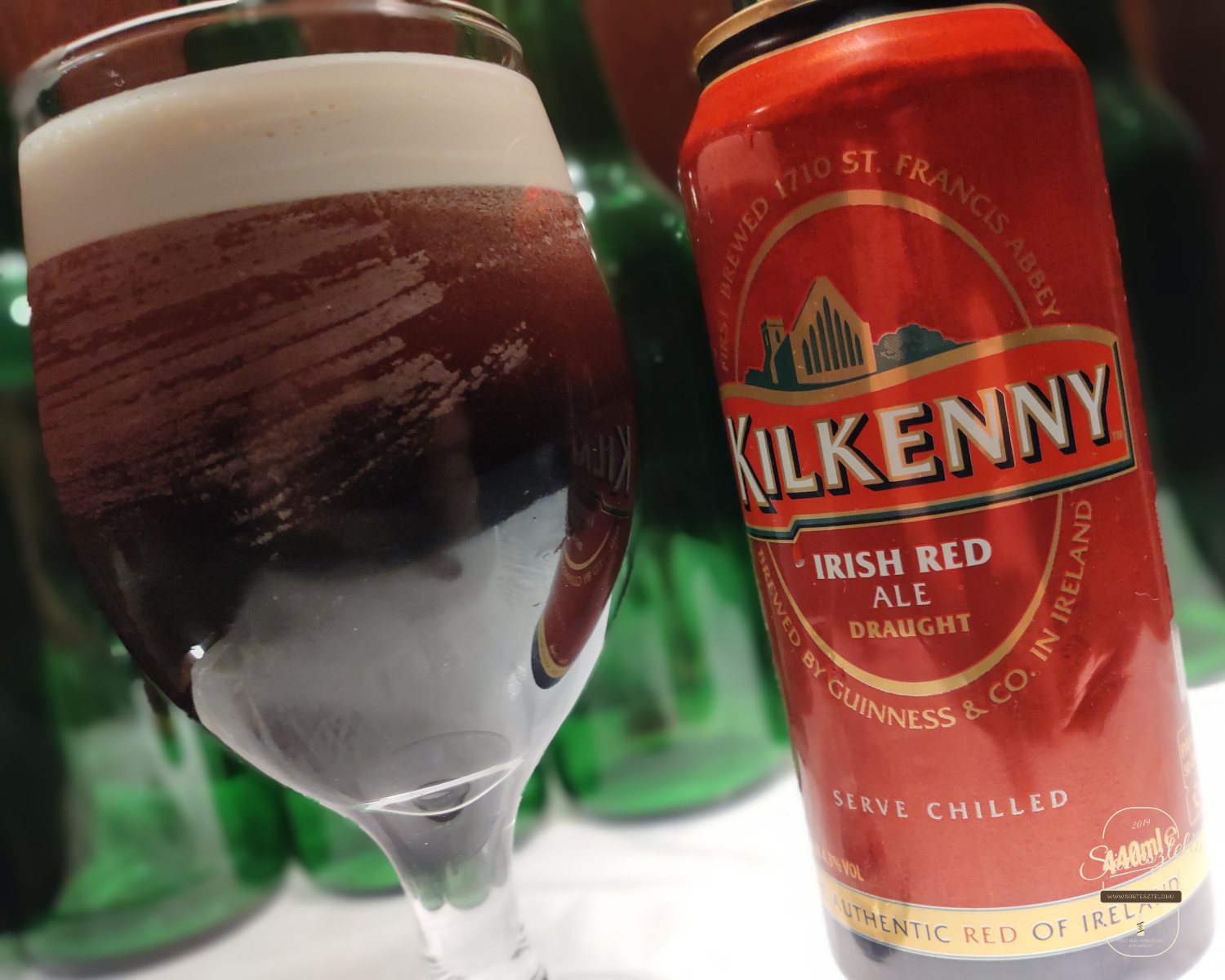 Kilkenny Irish Red Ale - kifőzte meg Kenny-t?
