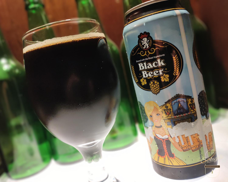 Lidl Black Beer - a sötét ló