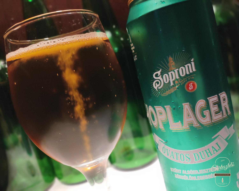 Soproni Óvatos Duhaj Hoplager - egy izgalmas kísérlet
