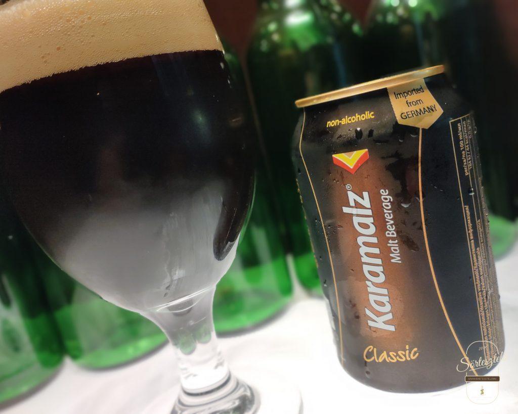 Karamalz Classic - alkoholmentes s... Malátaital!