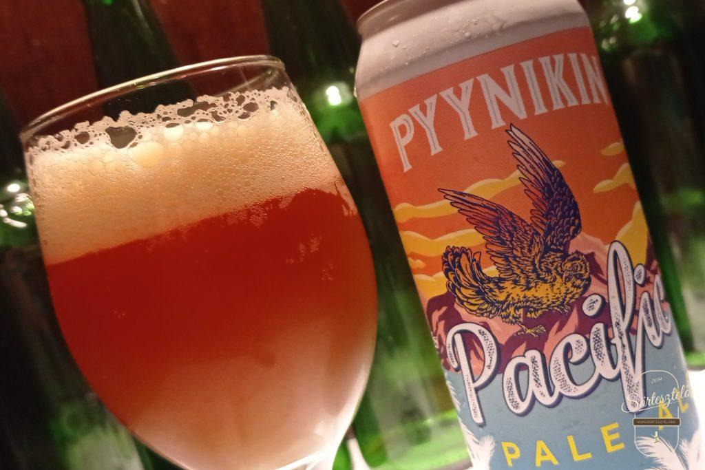 Pyynikin Pacific Pale Ale - van zsákjában minden jó
