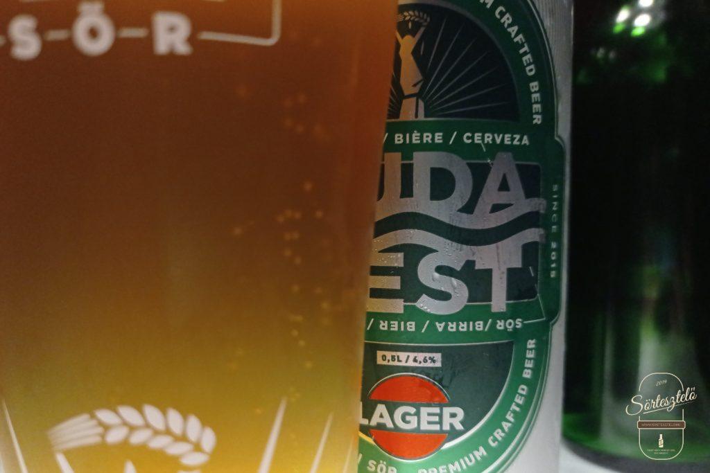 Budapest Lager sör - duplateszt 2. rész