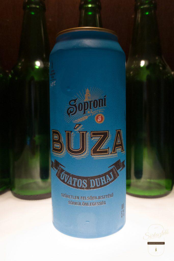 Soproni Óvatos Duhaj Búza - érdekes próbálkozás