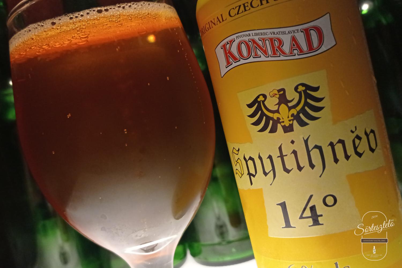 Konrad Spytihnev - fejedelmi cseh erős sör
