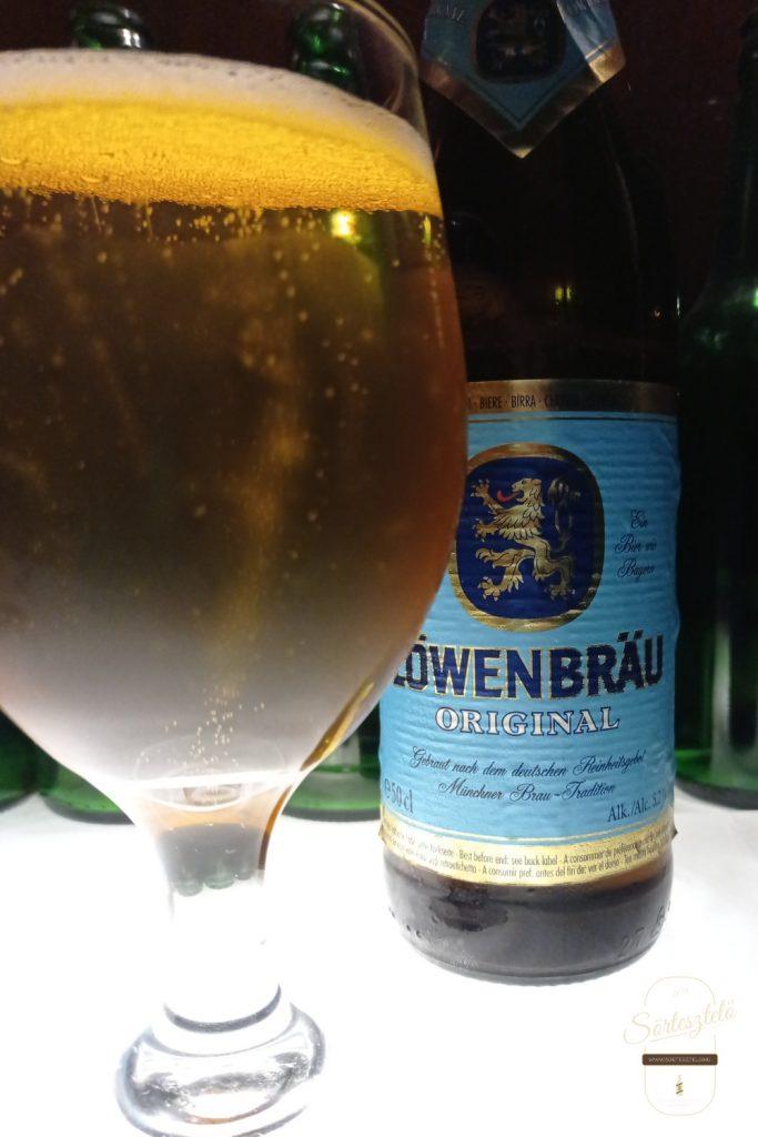 Löwenbräu Original - az igazi
