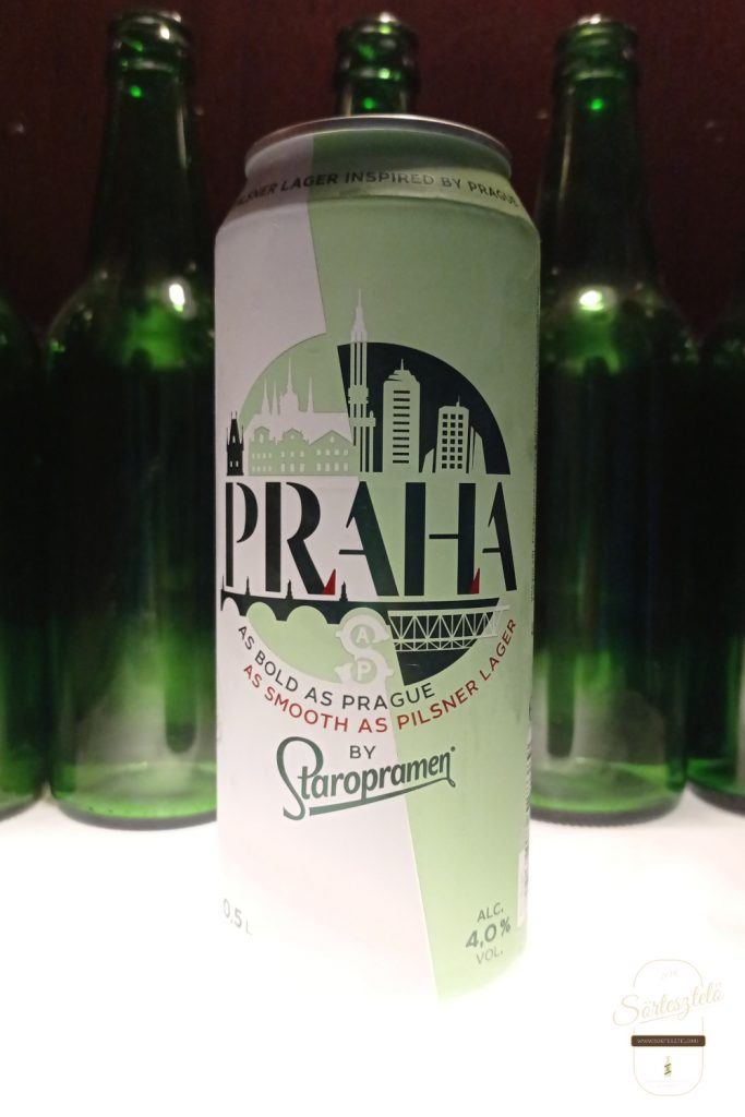Staropramen Praha - a diétás cseh vitéz