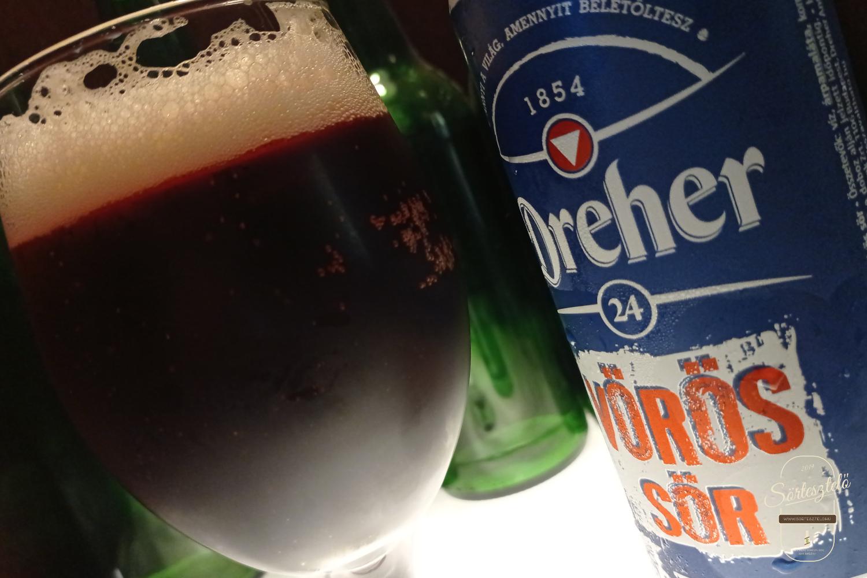 Dreher 24 Vörös sör - a zéró tolerancia nevében