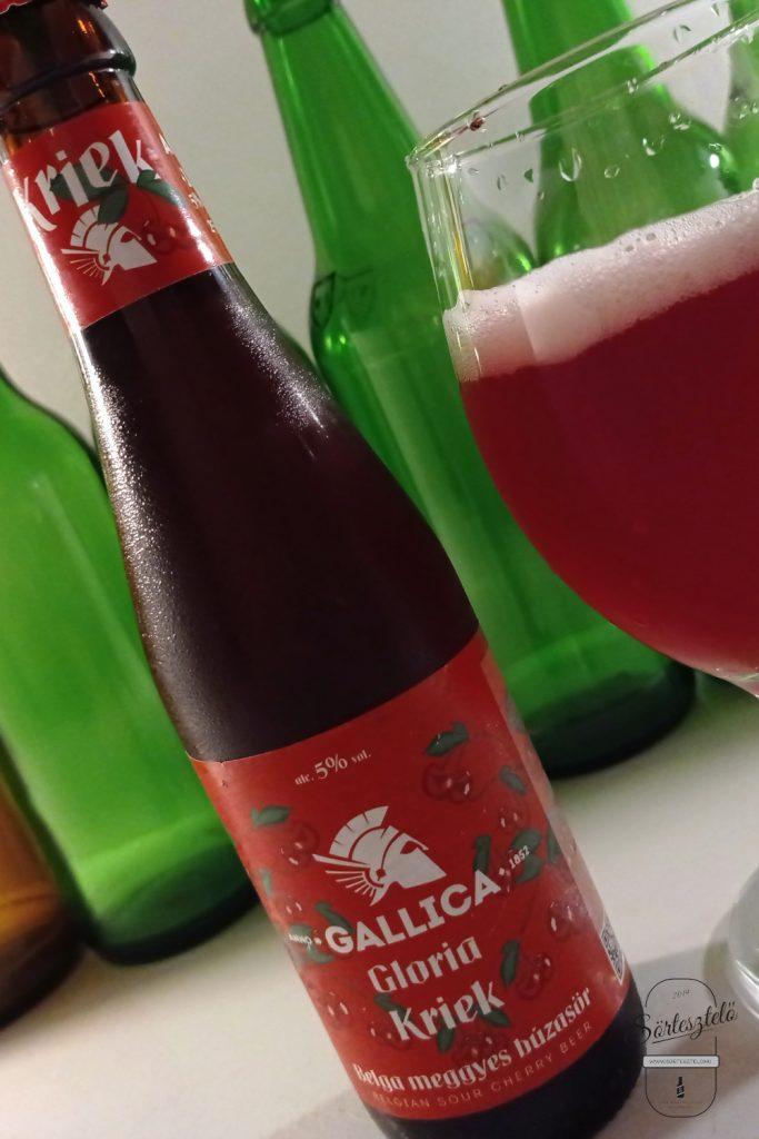 Gallica Gloria Kriek - belga- magyar koprodukció